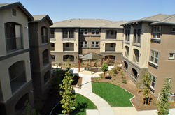 RESIZED courtyard arial view