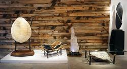 Vilona Gallery Installation