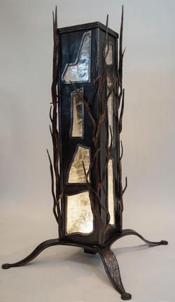 Steel & Selenite Lighting