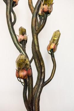 Steel Lighting Sculpture