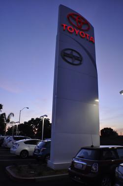Toyota Signange