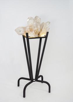 Crystal & Steel Illuminated