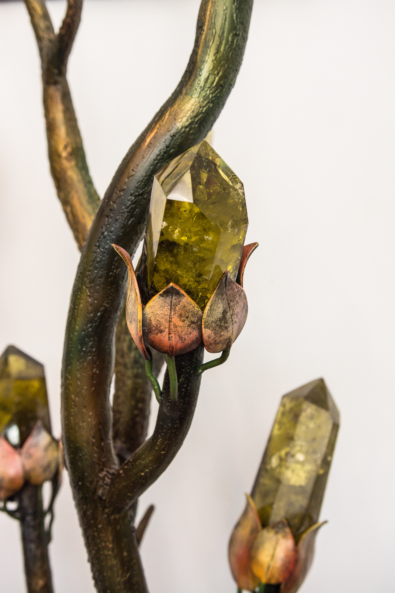 Green Quartz Crystal