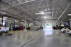 Mechanics Shop Interior