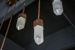 Crystal & Hand Forged Lighting