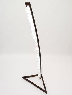 Crystal & Forged Steel Light