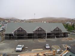 Building A under Construction