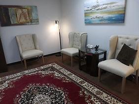 ReNova Alcohol Rehab Reception Lobby