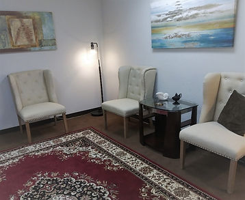 The Shore Recovery Counseling Reception