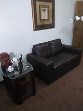 ReNova Alcohism treatment Office couch