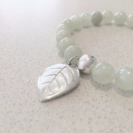 Lucky Leaf Power Bracelet