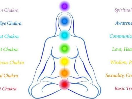 The 7 Chakra