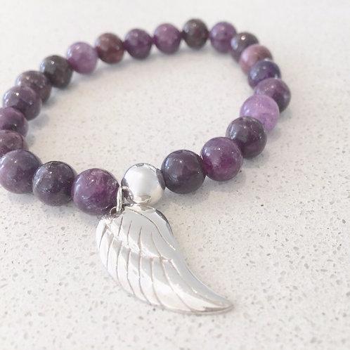 Angels Wing Power Bracelet