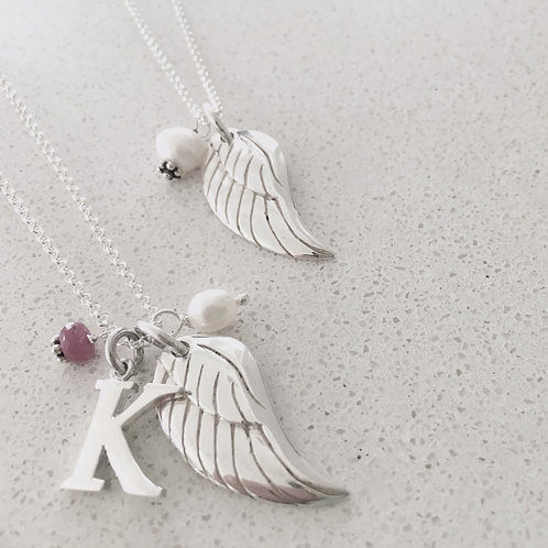 Personalised Birthstone Necklaces