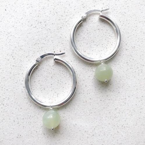 Jade hoop