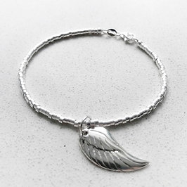 Angels Wing Charm bracelet