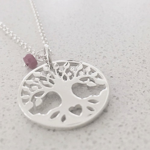 Tree of Life Neckalce