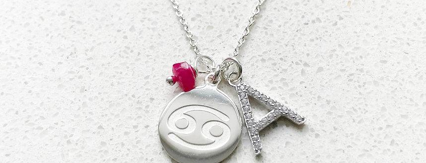 Zodiac Symbol Necklace