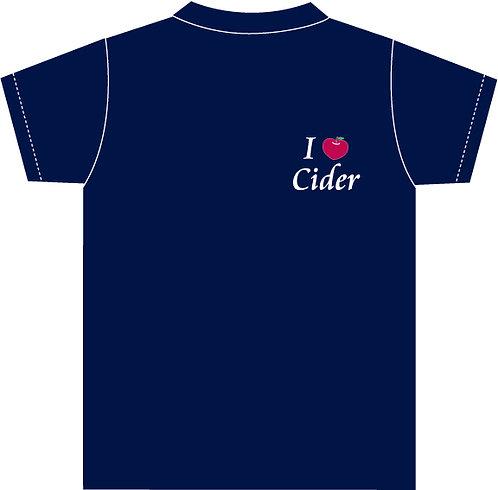 I Love Cider Tシャツ