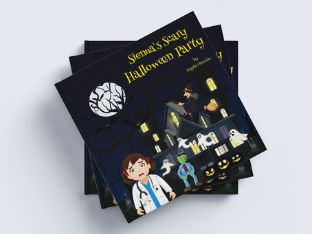 My First Children's Book Releases TODAY!
