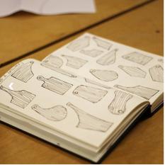 planches à découper design