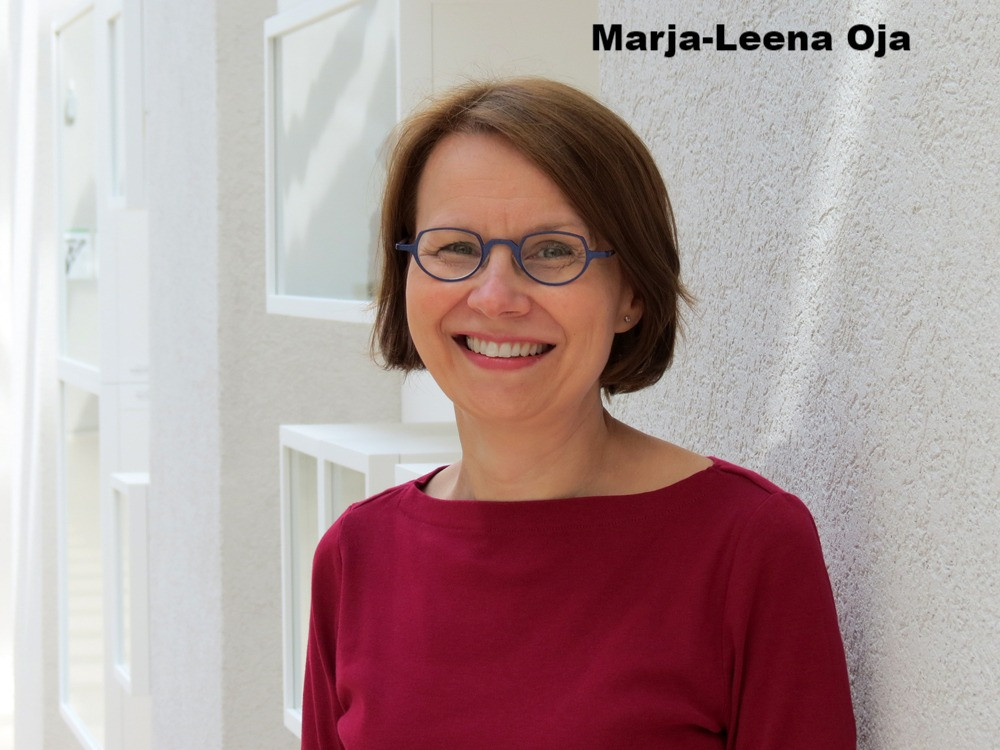 Marja-Leena Oja