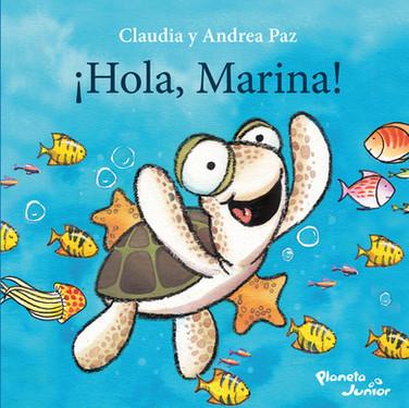 ¡Hola, Marina!