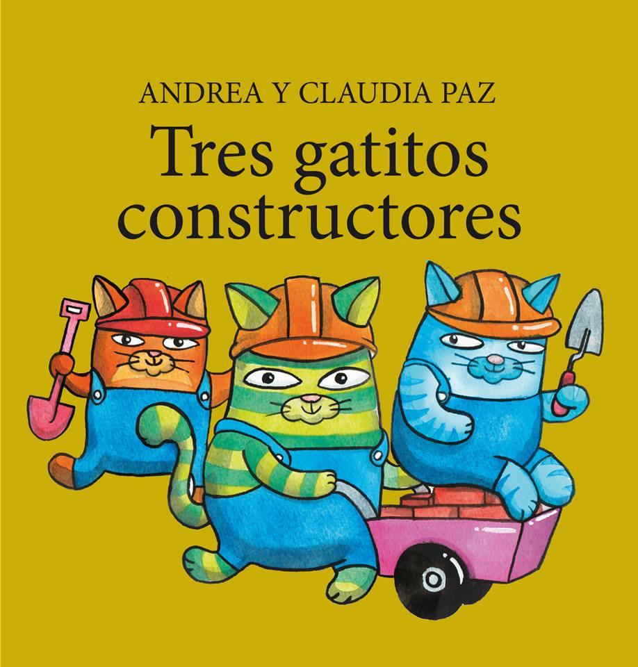 Tres gatitos Constructores