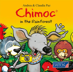 Chimoc at the rainforest