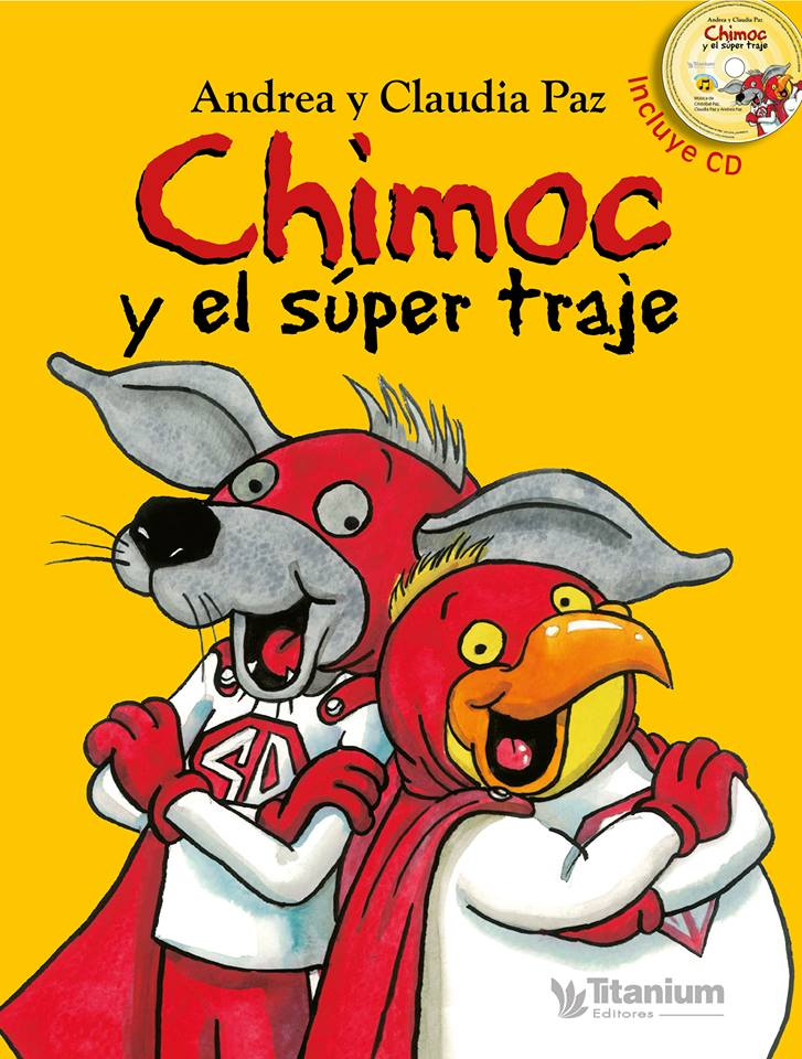Chimoc y el supertraje