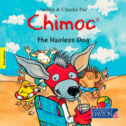 Chimoc, the hairless dog