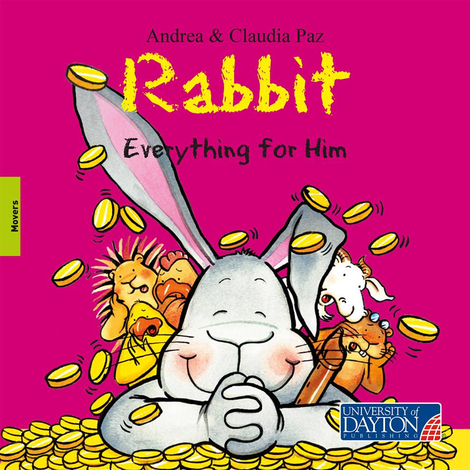 Rabbit, everything for him