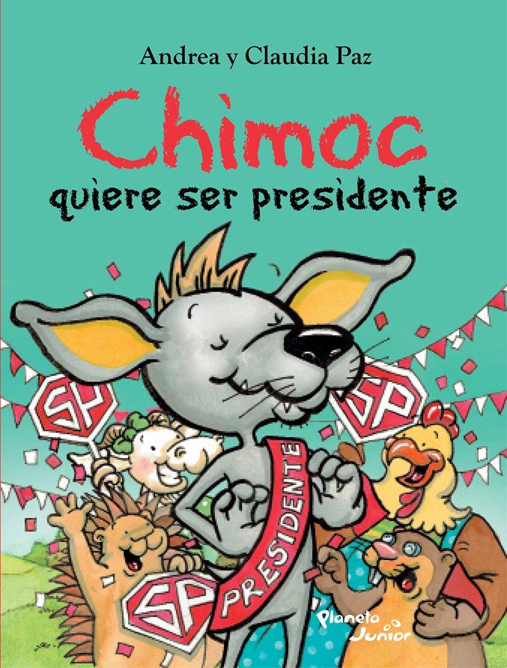 CHIMOC QUIERE SER PRESIDENTE