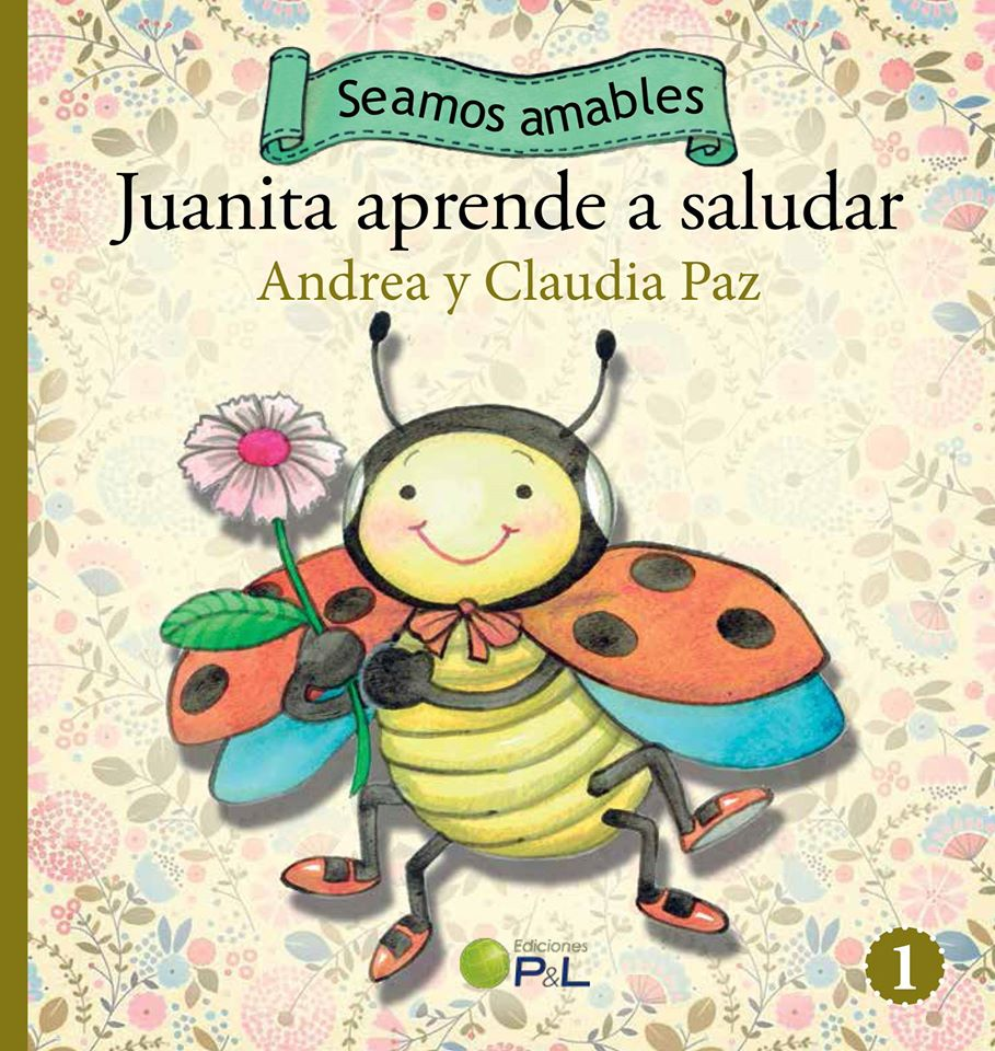 Juanita aprende a saludar