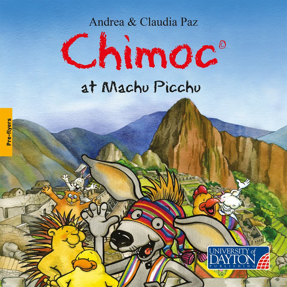 Chimoc at Machu Picchu
