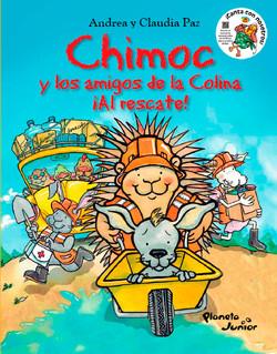 Chimoc y sus amigos ¡al rescate!