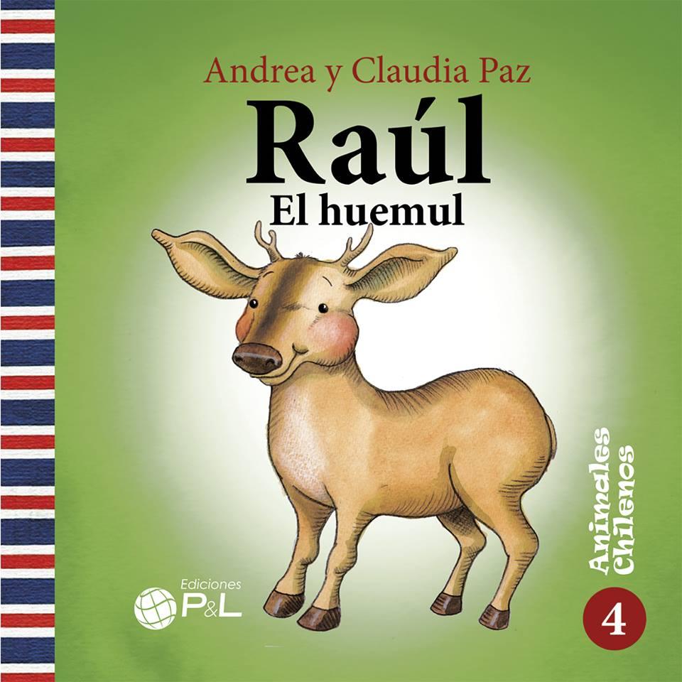 Raúl, el huemul