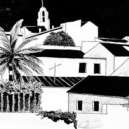 Black Sky & Roofs