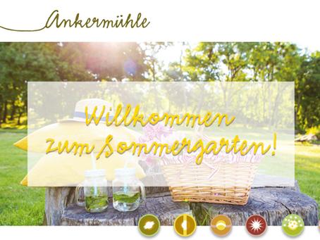 Sommergarten – Picknick & gute Laune