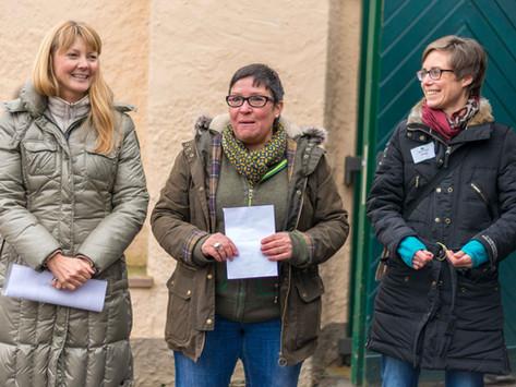 10. Kulinarisch-Historische Mühlenwanderung von SLOW FOOD Rheingau am 11.03.2018