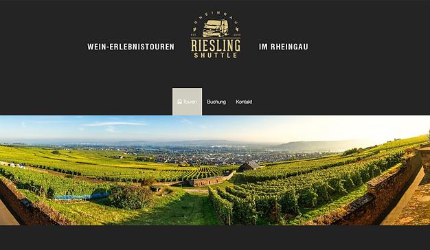 Riesling-Shuttle Weinerlebnistouren im Rheingau