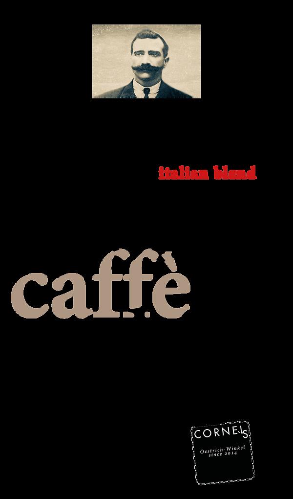 Etikett 170 x 110 il nostro caffe_20205.