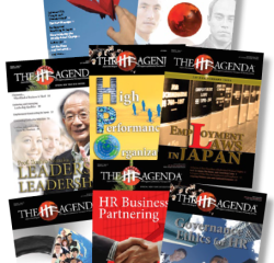 Advancing HR Journalism in Japan: The HR Agenda Moves Forward