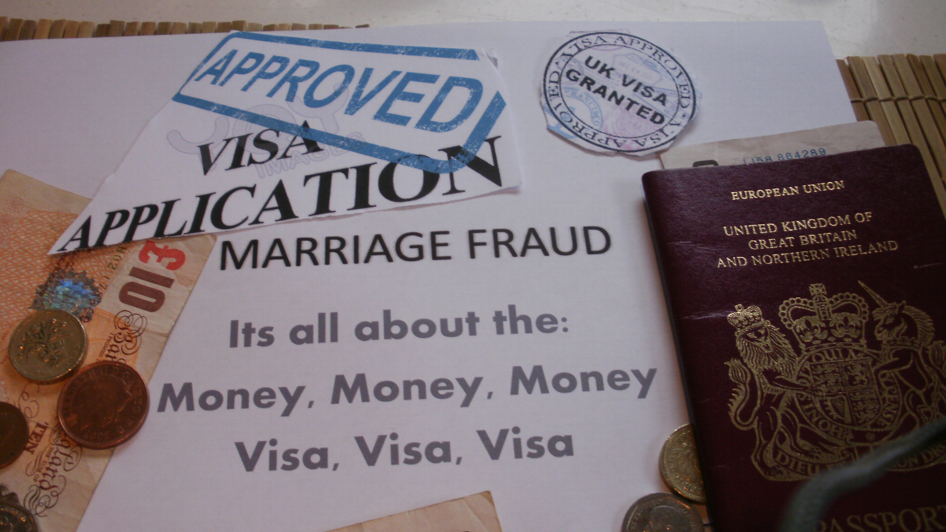 Immigration Marriage Fraud UK