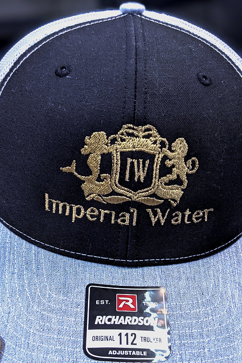 Imperial Water Snap Back Hats