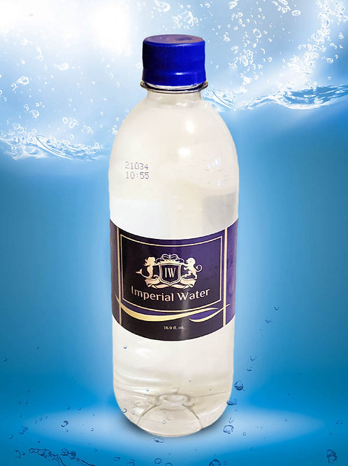 12 Pack Case of Imperial Water