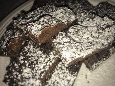 Gfree/Dfree Chocolatey Brownie Bites