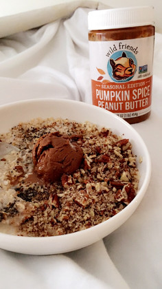 Healthy Spiced Oatmeal