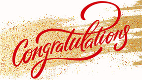 Congratulations to Ava and Ada!