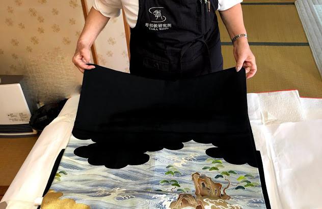 【東京都】孝和装研究所の着物整理